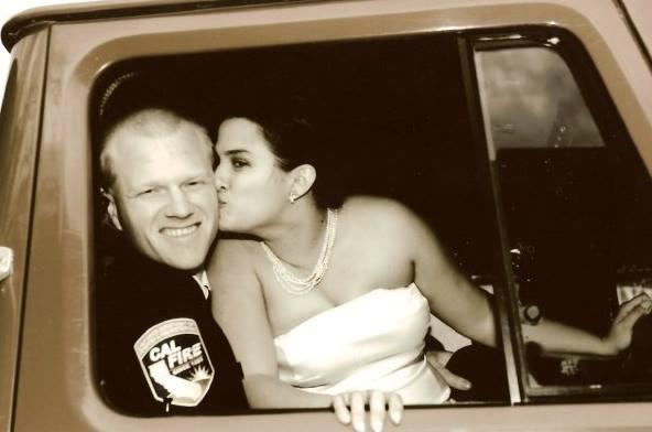 Mr. & Mrs. McFadden    Circa '09