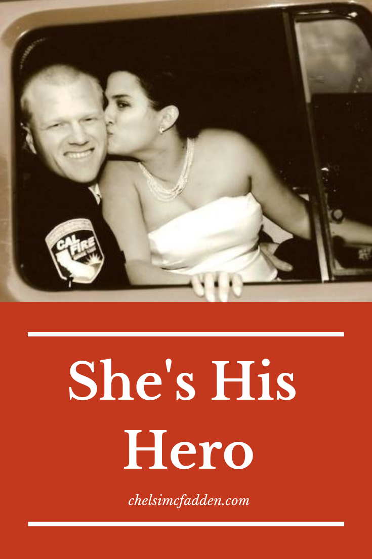 Cal Fire + Marriage + firehouse + Firefighter+ Fire Wife Article