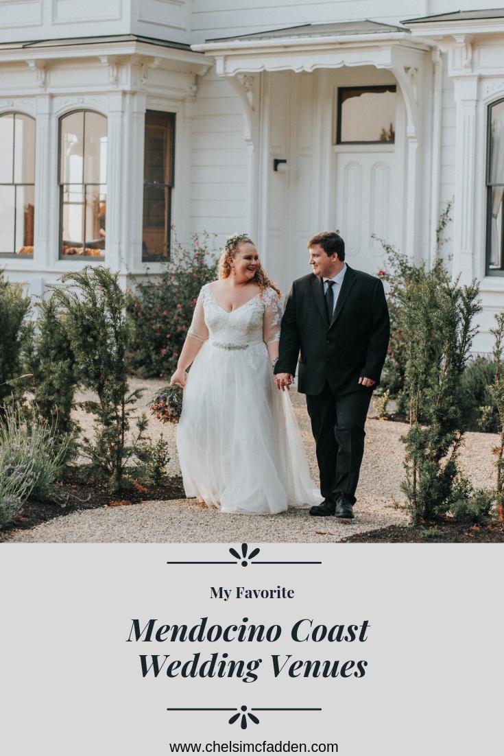 best wedding venues on the mendocino coast