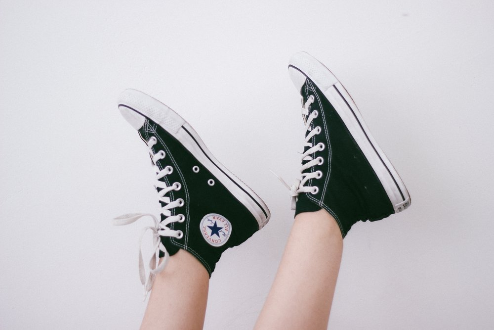 Converse for Zumiez