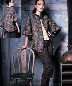Vogue Knitting Fall 2007 #50