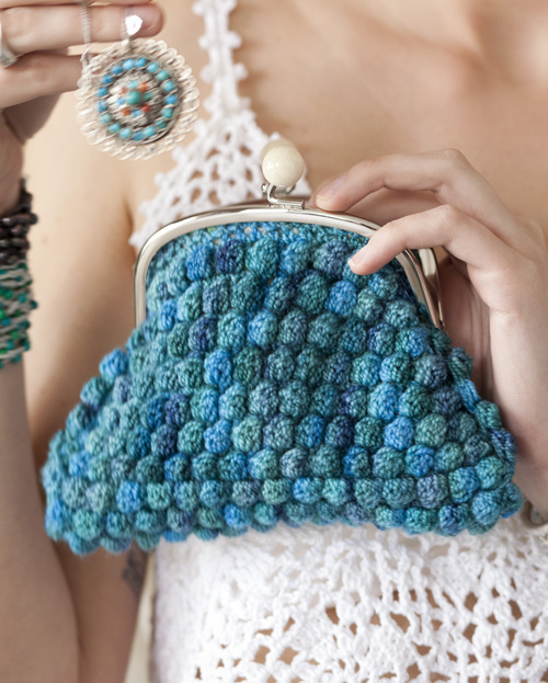 Vogue Knitting Crochet 2012, photo by Rose Callahan