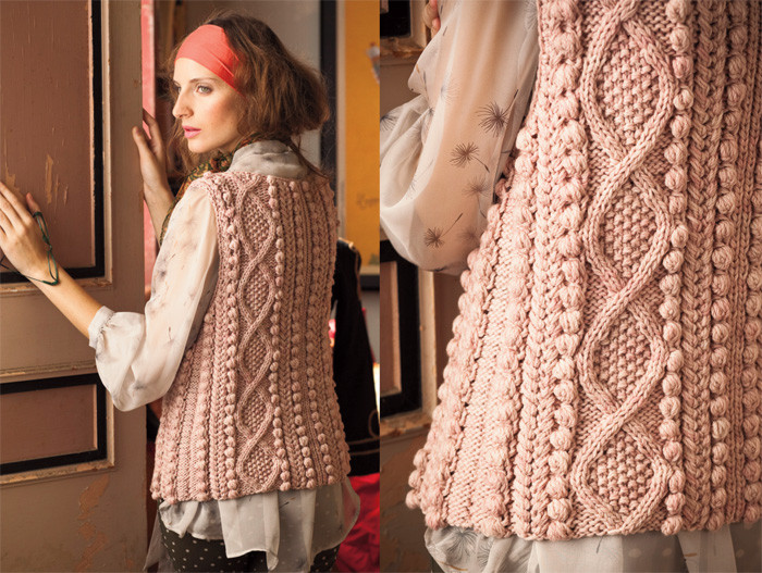 Vogue Knitting Holiday 2011, photo by Rose Callahan