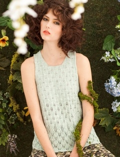 Vogue Knitting Spring/Summer 2012, photo by Rose Callahan
