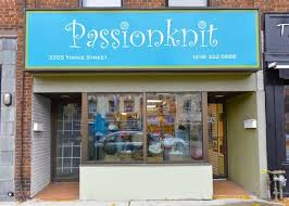 Passionknit - Address: 3355 Yonge St, Toronto, ON M4N 2M6Phone: (416) 322-0688www.passionknit.ca