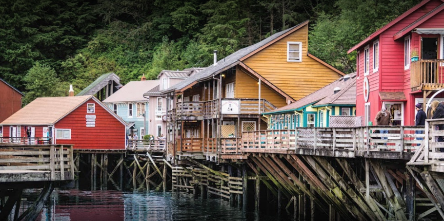The Hive on the Creek - Address: 716 Totem Way #100, Ketchikan, AK 99901, USAPhone: +1 907-225-9161http://thehiveonthecreek.com/
