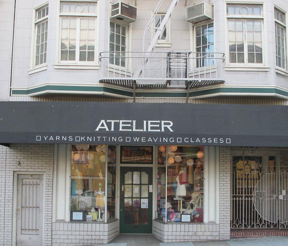 Atelier Marin - Address:217 San Anselmo Ave, San Anselmo, CA 94960, USAPhone:+1 415-256-9618https://atelieryarns.com/