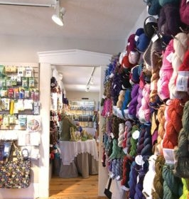 Patternworks - Address: 12 Main St, Center Harbor, NH 03226, USAPhone:+1 603-253-9064https://www.interweave.com/store/patternworks