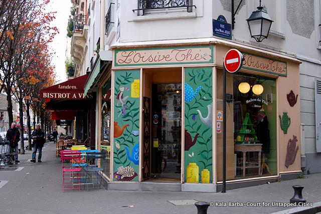 L'Oisive Thé - Address:8 Rue de la Butte aux Cailles, 75013 Paris, FrancePhone:+33 1 53 80 31 33https://www.labienaimee.com/