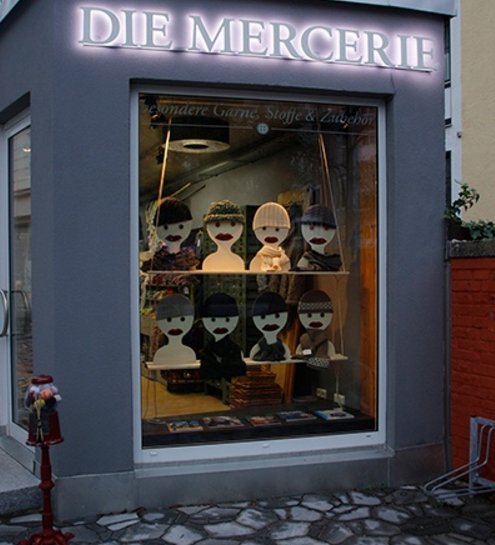 Die Mercerie - Address: Nymphenburger Str. 96, 80636 München, GermanyPhone: +49 89 12003316http://www.diemercerie.com/