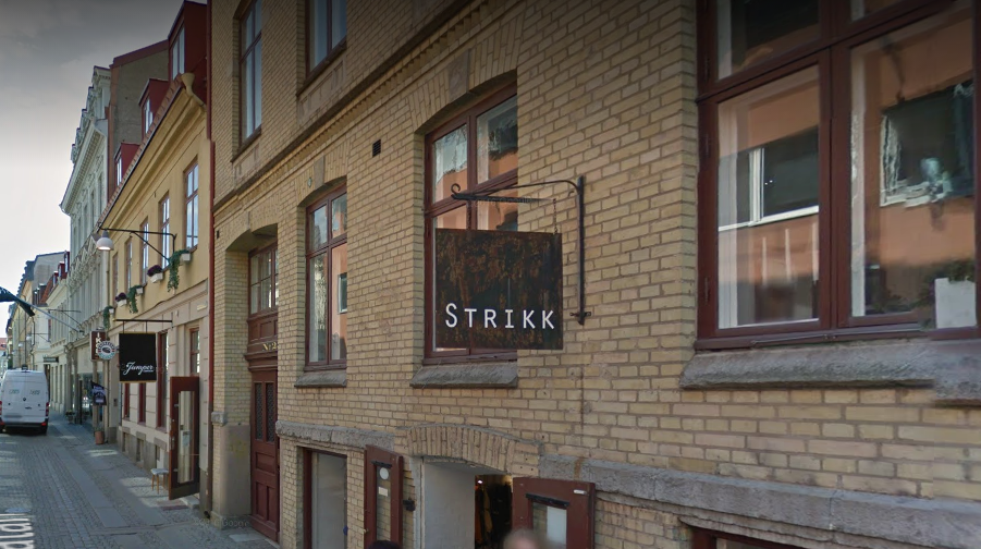Strikk - Address: Vallgatan 23, 411 16 Göteborg, SwedenPhone: +46 31 711 37 99http://www.strikk.se/