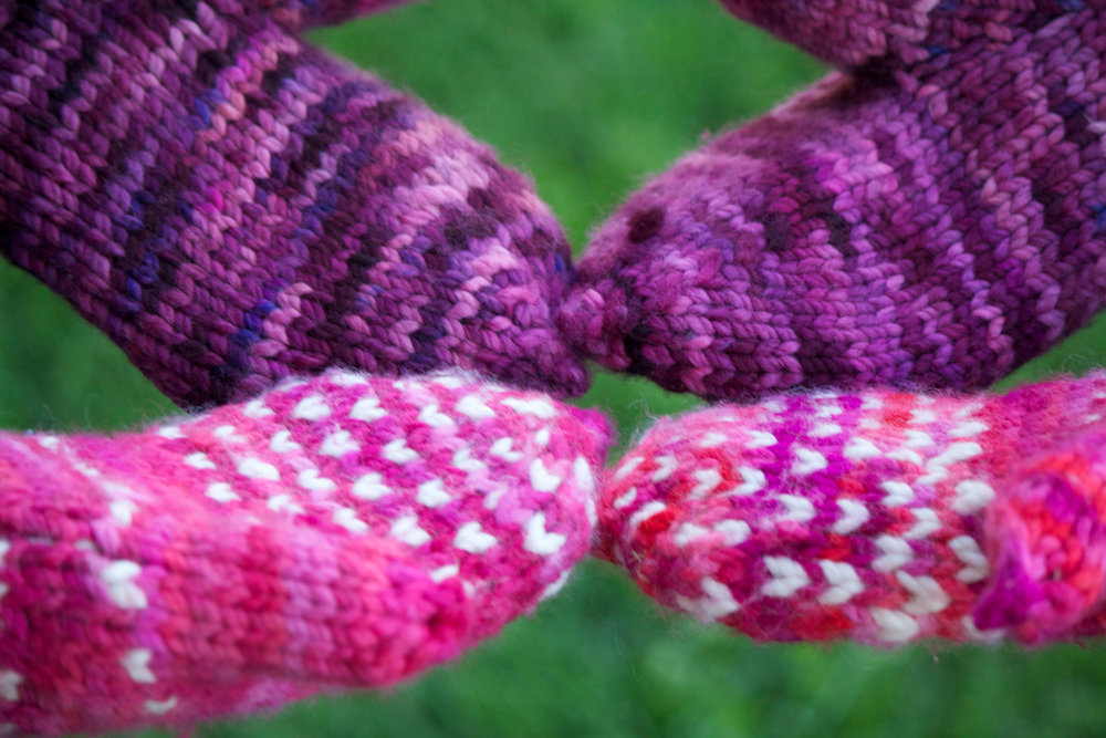 Bulky Mittens -
