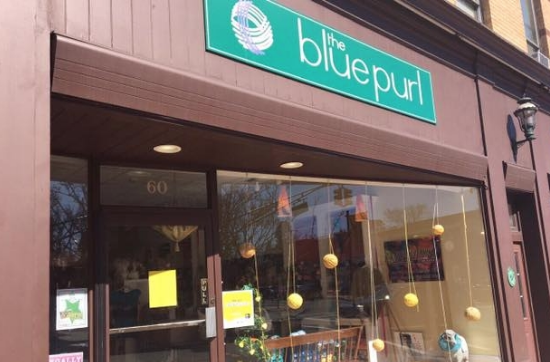 The Blue Purl - Address: 60 Main St, Madison, NJ 07940, USAPhone: +1 973-377-5648http://thebluepurl.com/