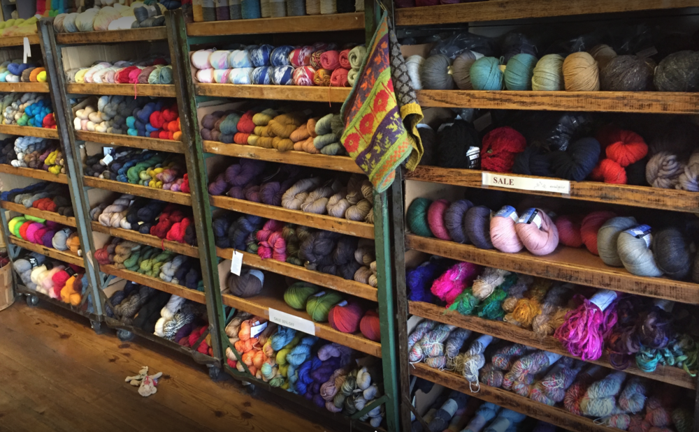 Downtown Yarns - Address: 45 Avenue A, New York, NY 10009, USAPhone: +1 212-995-5991http://www.downtownyarns.com/store.htm