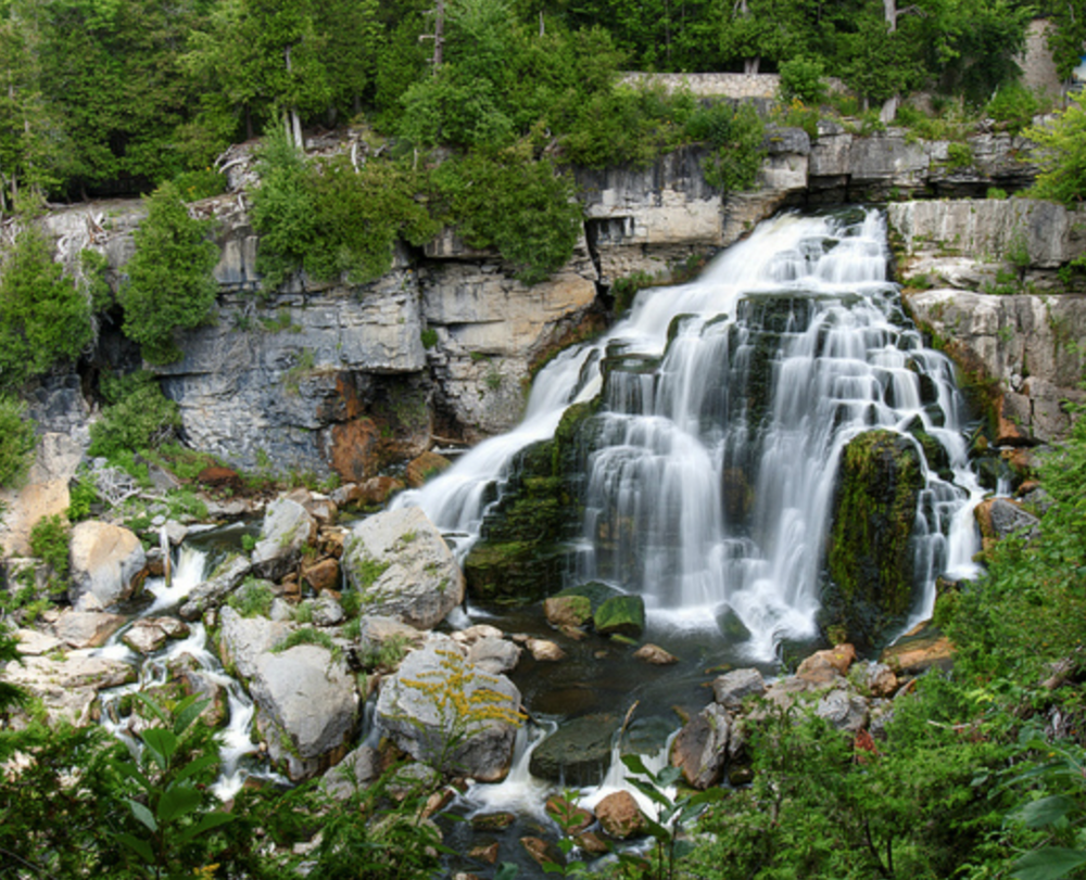 Inglis Falls - Georgian Bluffs, ON N4K 5N6