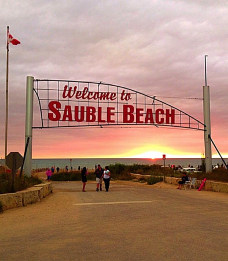 Sauble Beach -