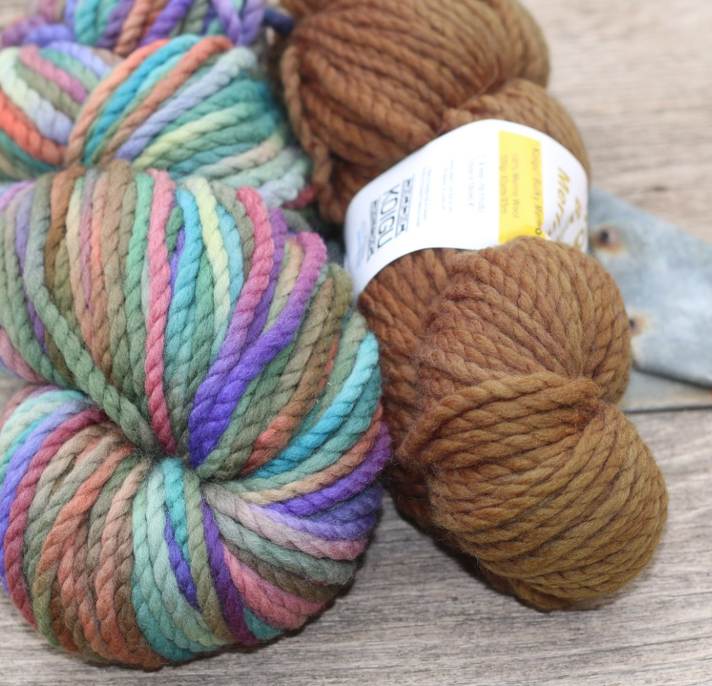 Quick Knit Cowl Kit