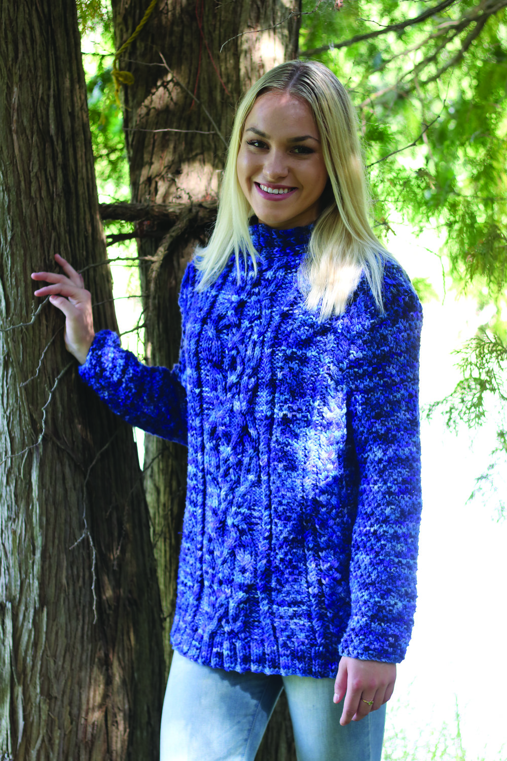 Maria Sweater  By: Melissa Leapman