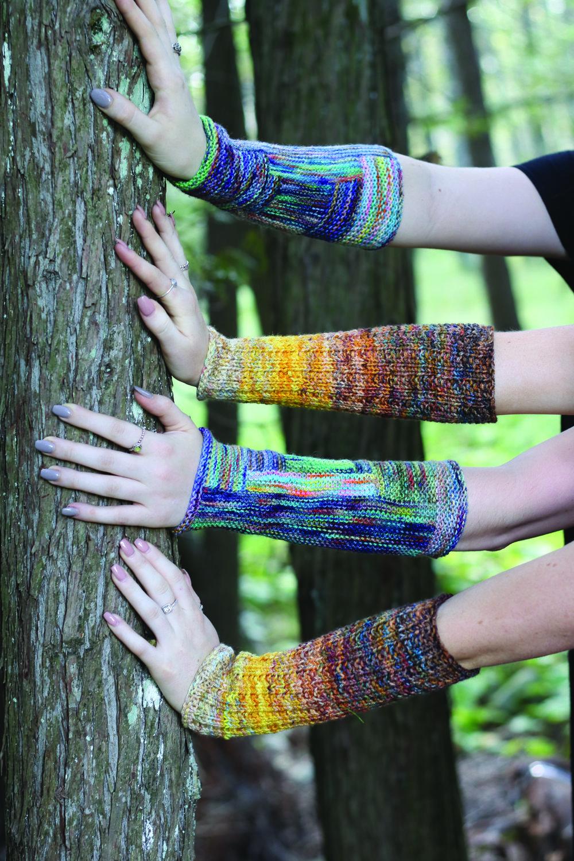 Log Cabin Wristlets   By: Lisa Doherty