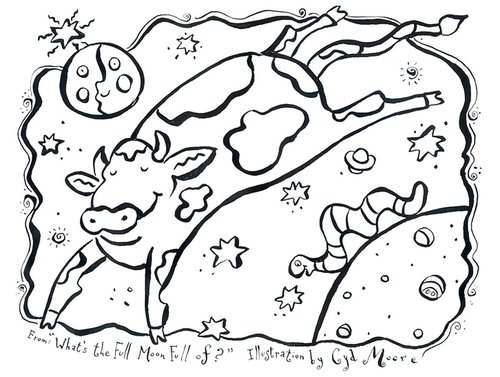 Kid Fun / Coloring pages / Classroom teacher materials — Cyd Moore