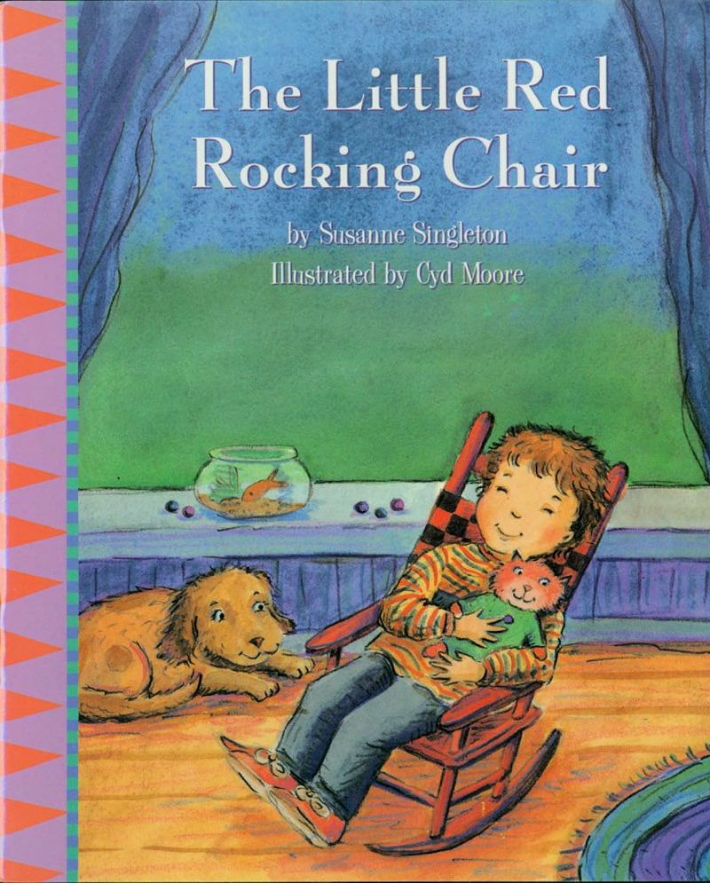 Little Red Rocking Chair ~ Children s books — cyd moore
