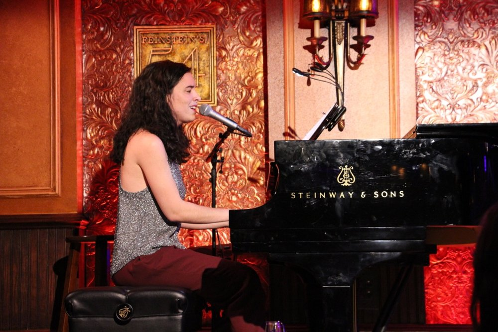 The Songs of Simone Allen at Feinstein's/54 Below  (2018)