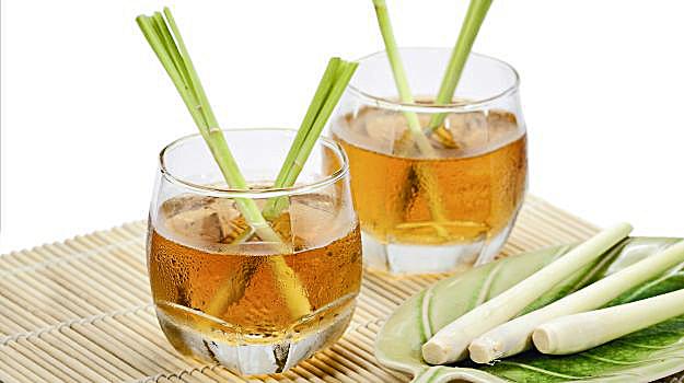 Lemongrass Drink Thailand