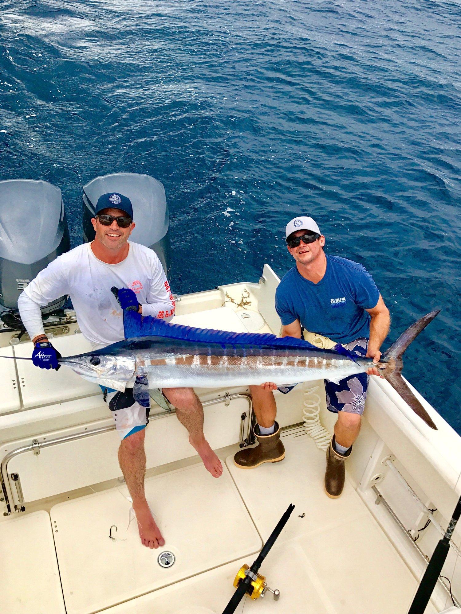 fishing charters cape cod