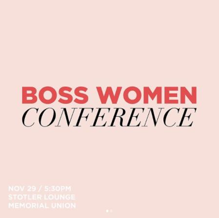 BOSS WOMEN CONFERENCE - November 2017