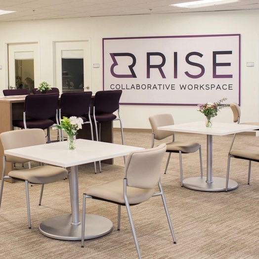 Intern - Rise Collaborative Workspace - December 2017