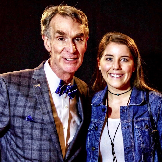 Bill Nye The Science Guy - March 2018