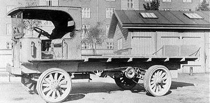 1916 Garford Truck