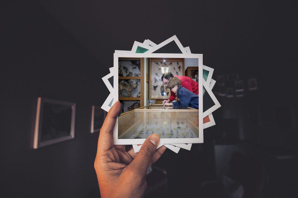 Stack of BBNM Photos