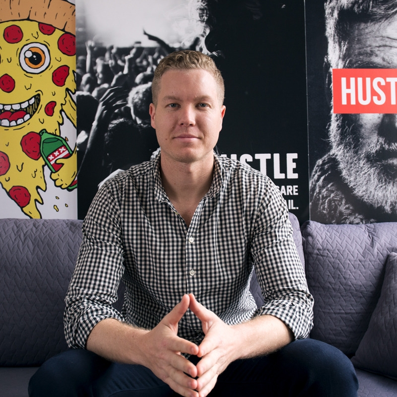 Hustling Your Way to 150K Email Subscribers in 6 Months - Sam Parr, Founder of The Hustle