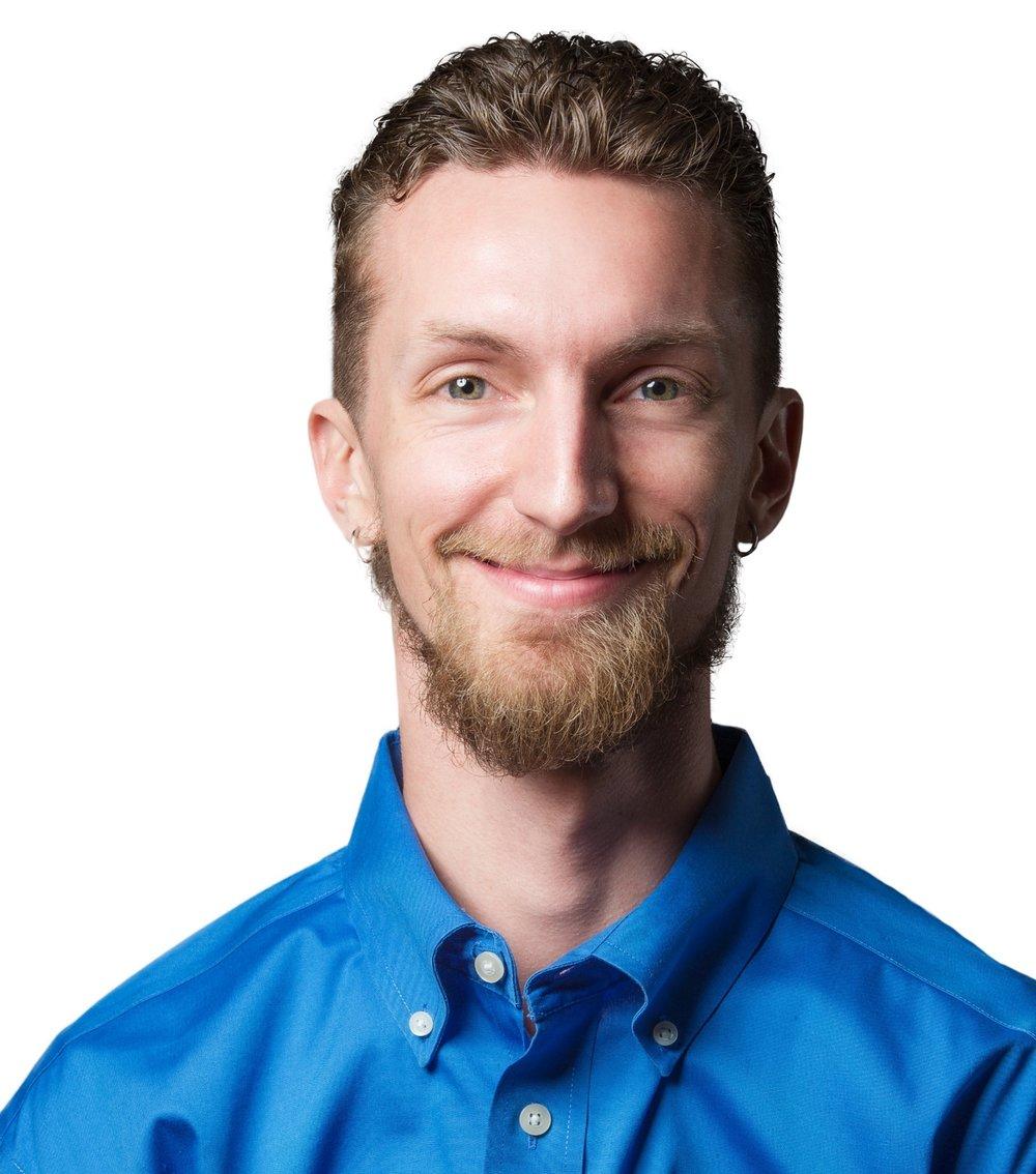 Derek Braunschwieger - Senior Systems Engineer