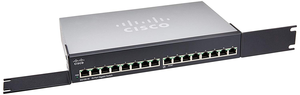 Cisco SG100-16 16-Port Gigabit Switch (SG100-16-NA)