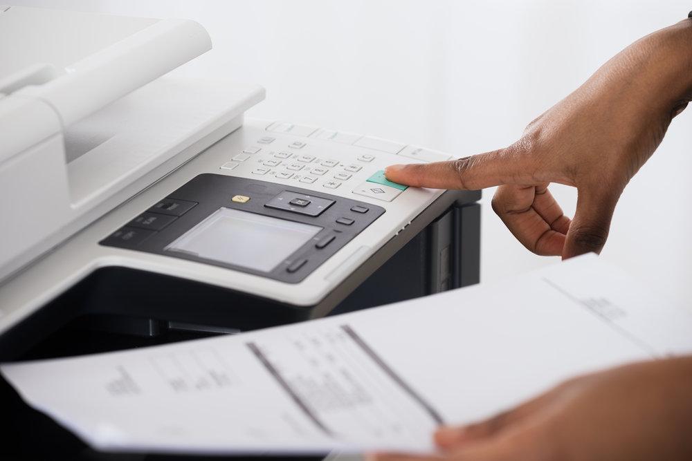 Office Print Environment