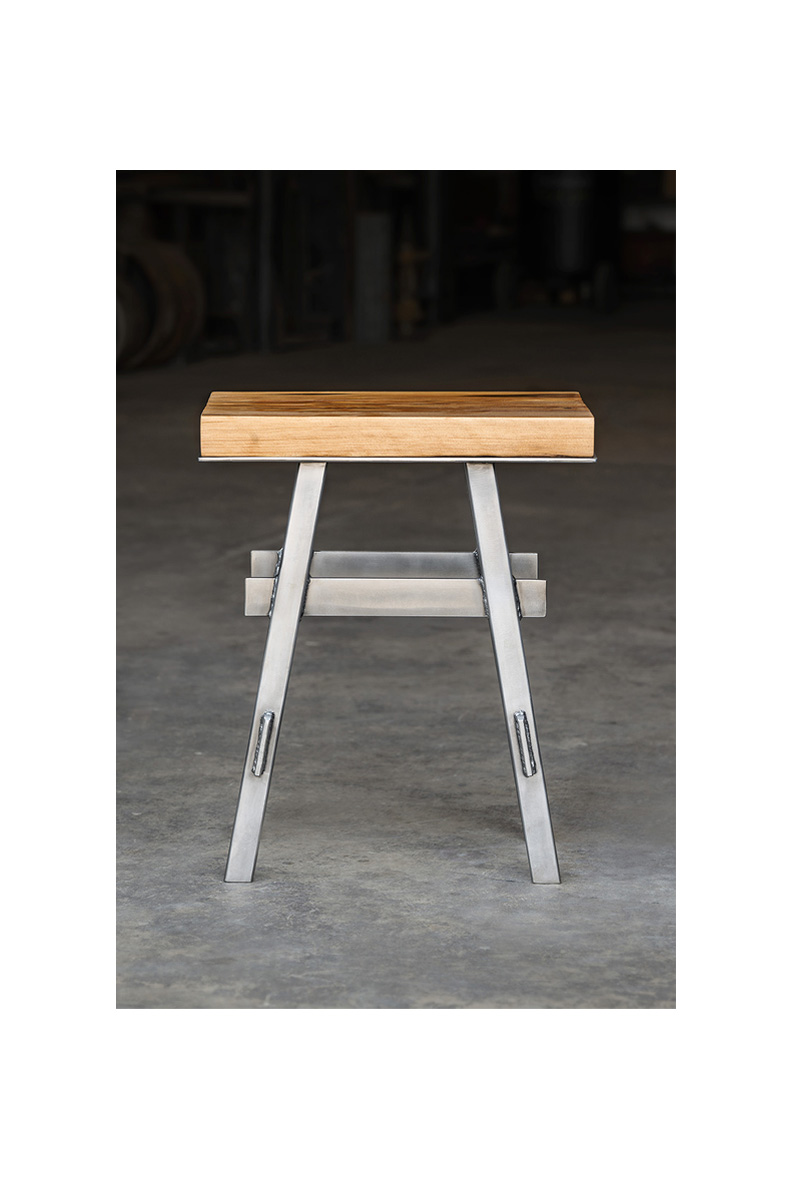 Crucible  -  Pedestal End Table