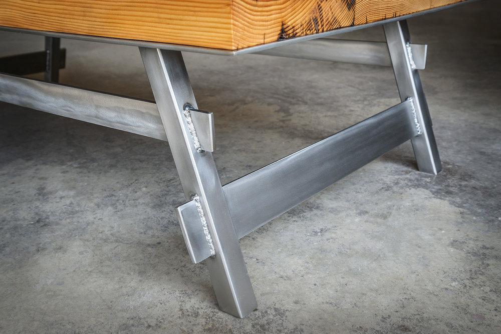 Crucible  -  Pedestal Coffee Table