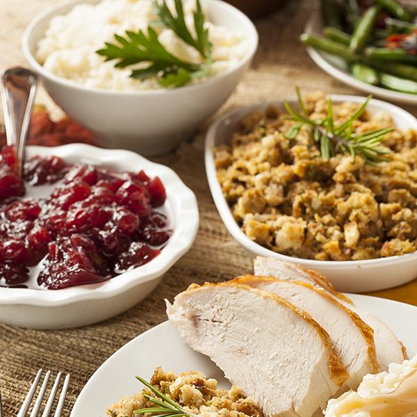 Thanksgiving Recipe Food Tasting