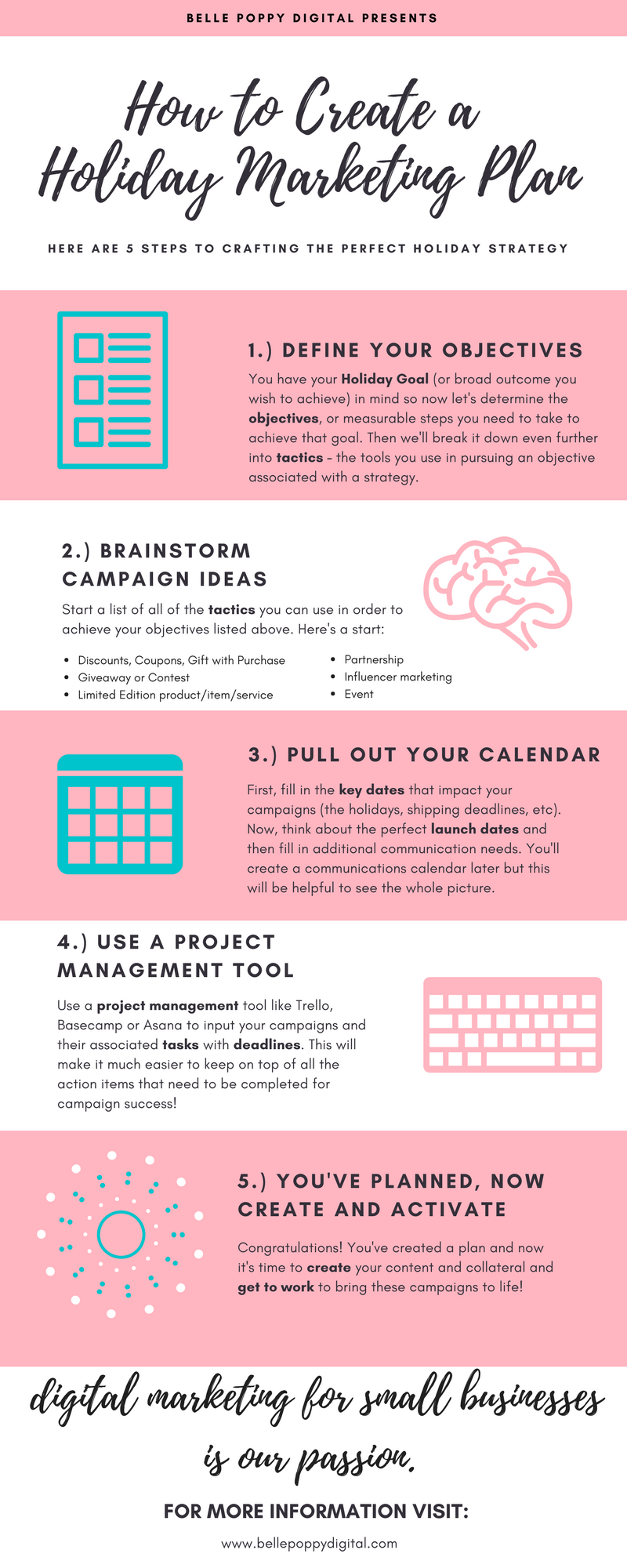 How to Create the Perfect Holiday Marketing Plan 2017 Edition