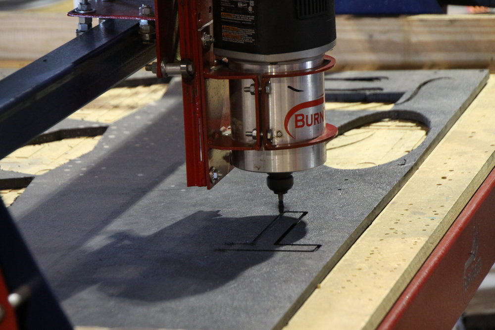 BurnTables CNC Router Attachment