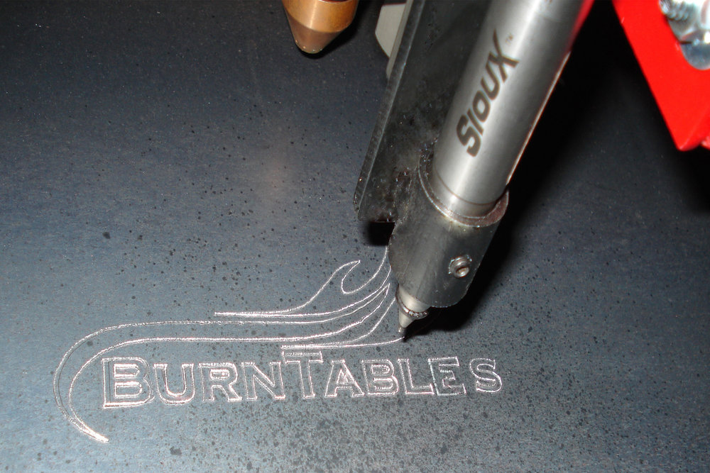 BurnTables CNC Engraver Attachment