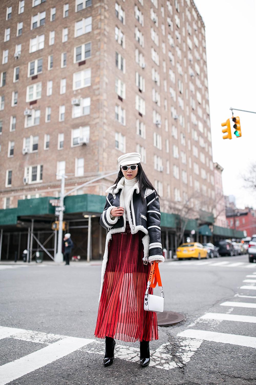 Monse-shearling-coat-balenciaga-pleated-skirt-Petiteflowerpresents-1.jpg