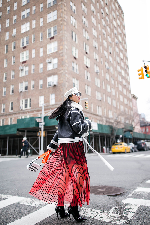 Monse-shearling-coat-balenciaga-pleated-skirt-Petiteflowerpresents-2.jpg