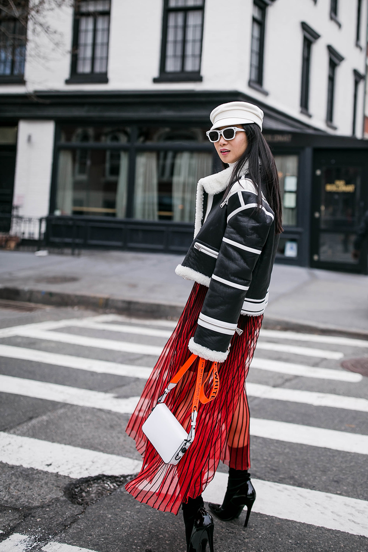 Monse-shearling-coat-balenciaga-pleated-skirt-Petiteflowerpresents-4.jpg