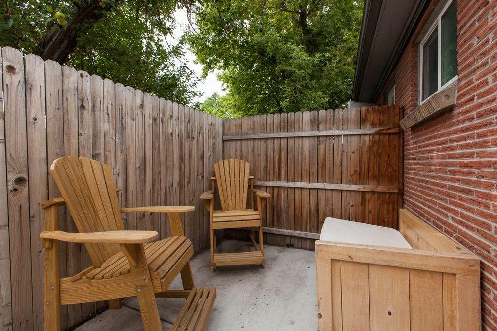 Shot of Denver, Colorado Airbnb property managed by COBnB, LLC