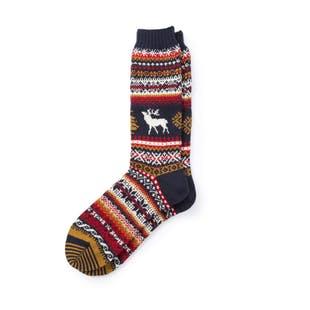 CHUP Reindeer Socks - $35.00