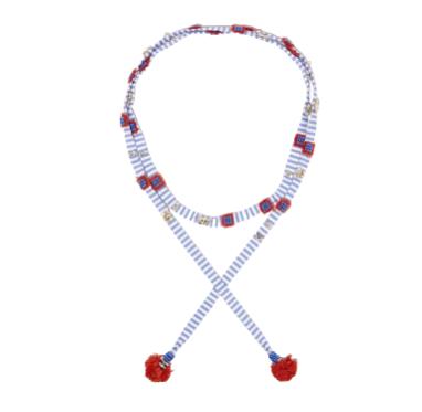 Roxanne Assoulin Shirttails 3-Way - $120