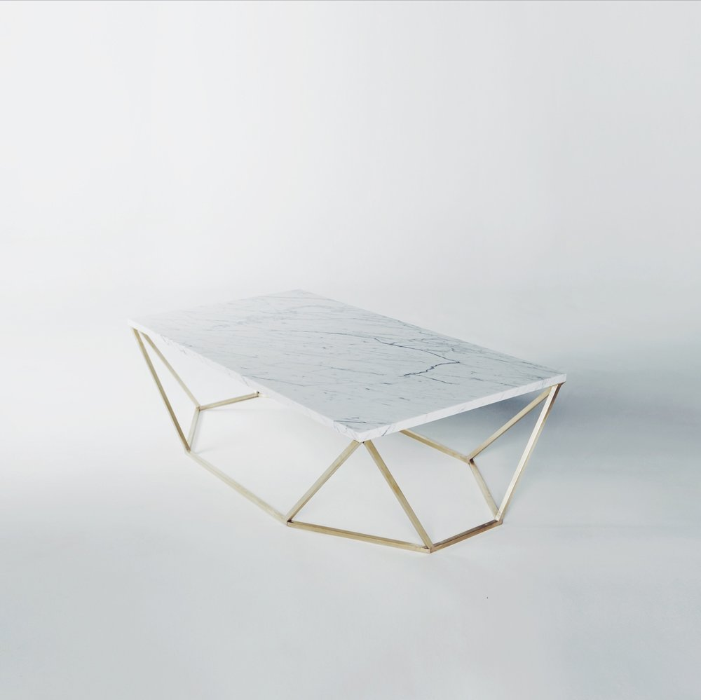 Dusk Coffee Table by Coil and Drift